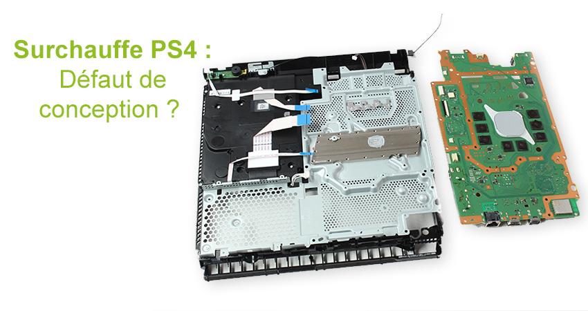 Bug PS4 : surchauffe du ventilateur et CPU
