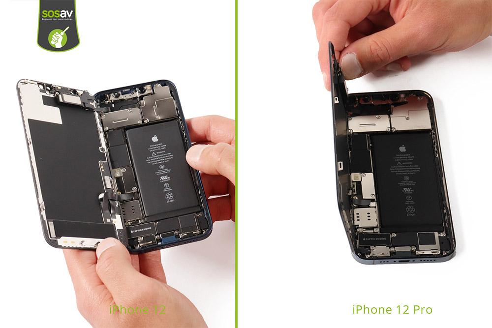 Ouverture iPhone 12 et 12 Pro