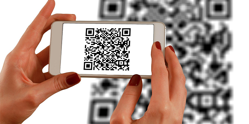 Wifi en QR code
