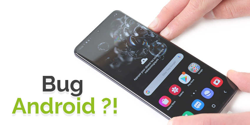 Bug Android system webview
