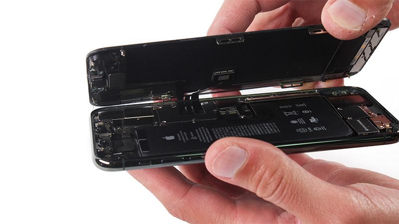 Réparation iPhone, indices de réparabilité par Apple