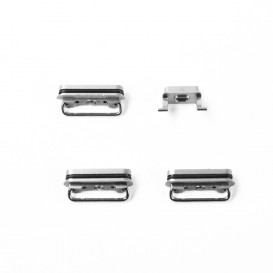 Lot de 4 boutons (Volume, vibreur, power) - iPhone 6S